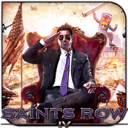 ترینر بازی Saints Row 4 v1.0 Update1 Plus 14 Tr FLING