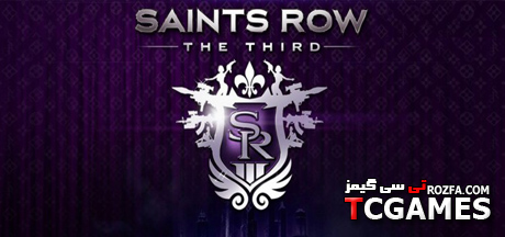 ترینر بازی Saints Row The Third Steam Trainer +7 MrAntiFun