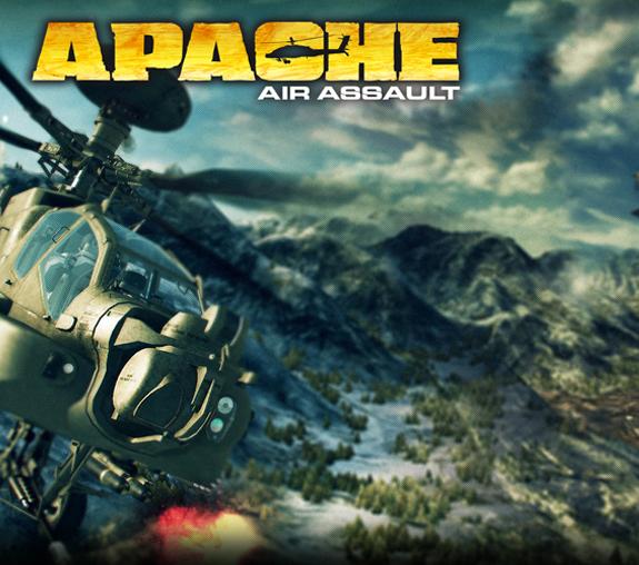دانلود ترینر بازی آپاچی Apache Air Assault