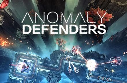 دانلود کرک بازی Anomaly Defenders
