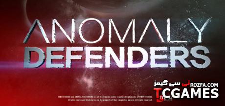 کرک بازی Anomaly Defenders