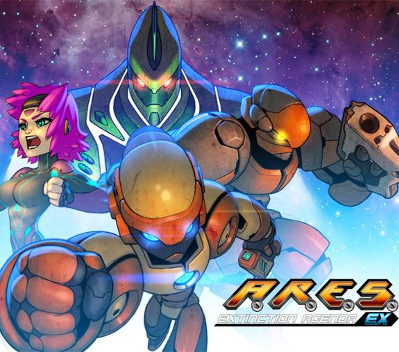 دانلود ترینر بازی A.R.E.S. Extinction Agenda EX