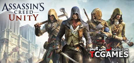 ترینر بازی Assassins Creed UNITY
