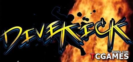 کرک بازی Divekick v1.0 Hi2U