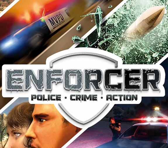 دانلود کرک سالم بازی Enforcer Police Crime Action