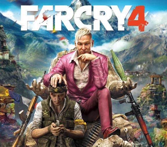 دانلود کرک بازی فارکرای 4 Far Cry