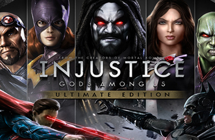 دانلود کرک بازی Injustice Gods Among Us - Ultimate Edition