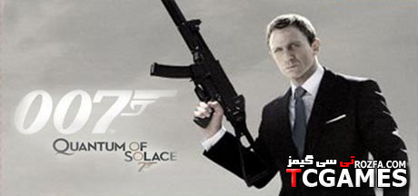 ترینر بازی James Bond 007 Quantum of Solace