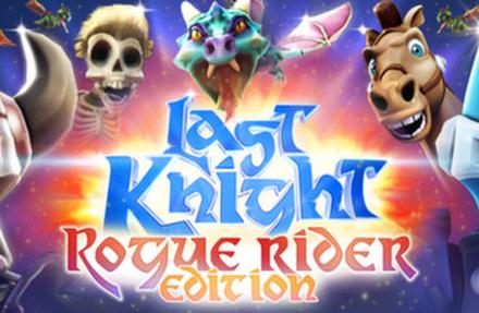 دانلود کرک سالم بازی Last Knight Rogue Rider Edition