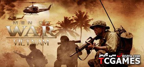 ترینر بازی من اف وار ویتنام Men of War Vietnam