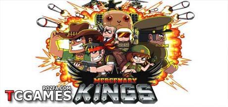 ترینر بازی پادشاهان مزدور Mercenary Kings