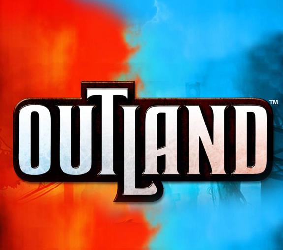 دانلود کرک سالم و معتبر بازی Outland