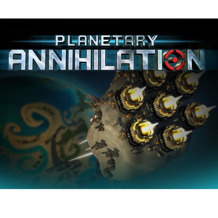 دانلود کرک بازی Planetary Annihilation
