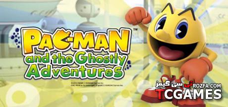 ترینر بازی Pac Man and the Ghostly Adventures