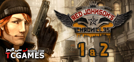 کرک بازی Red Johnsons Chronicles 1 and 2