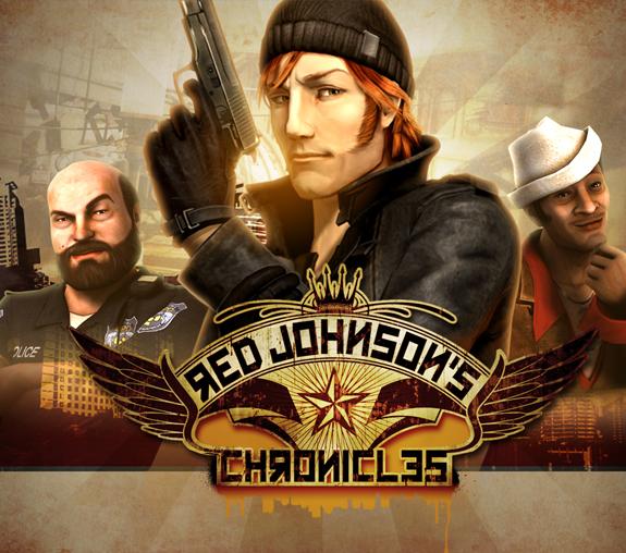 دانلود کرک بازی Red Johnsons Chronicles 1 and 2 با لینک مستقیم
