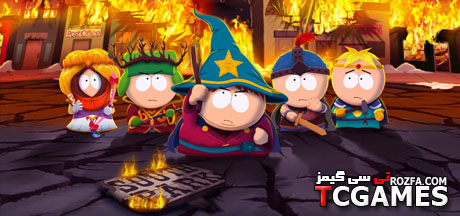 کرک ریلودد بازی South Park: The Stick of Truth