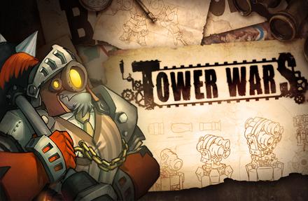 دانلود کرک بازی Tower Wars