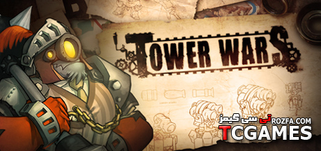 کرک بازی Tower Wars