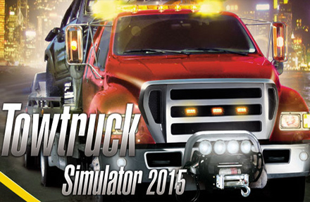 دانلود کرک بازی Towtruck Simulator 2015