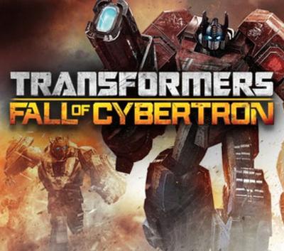 دانلود ترینر بازی Transformers Fall Of Cybertron