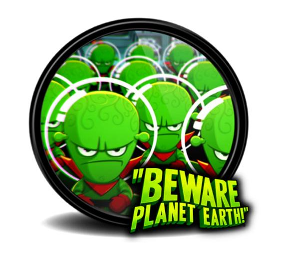 دانلود ترینر و رمزهای بازی Beware Planet Earth