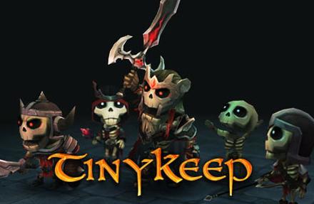 دانلود ترینر و رمزهای بازی TinyKeep