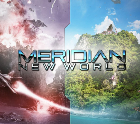 دانلود ترینر بازی Meridian New World V1.00 Trainer +4 MrAntiFun