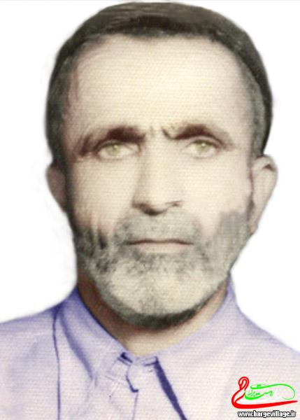 مرحوم مشهدی حسین اسفندیاری