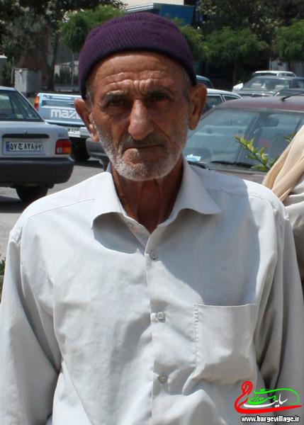 مرحوم حاج علی نقی اسبوچین