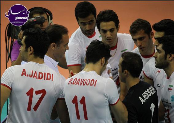 باخت تیم ب ایران برابر تیم هند در مسابقات کاپ اسیا/ نبرد برای کسب مقام سوم