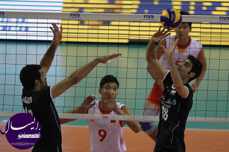 ژاپن حریف تیم ملی ب والیبال شد