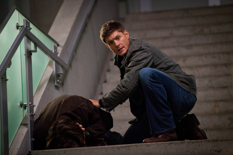 Dean Helps Someone