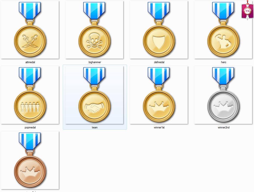 به زودی دانلود پک مدال جدید