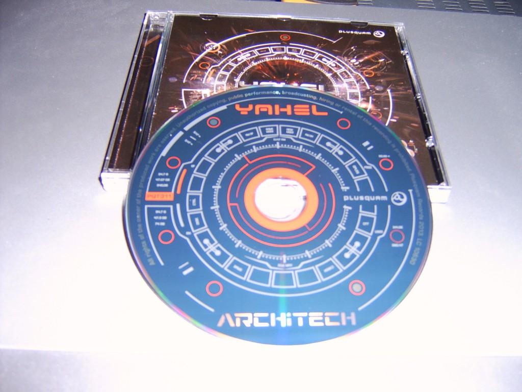 آلبوم جدید یاهل ARCHITECH منتشر شده در اواخر سال 2013