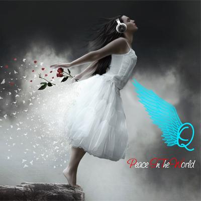 آلبوم جدید Q ستاره درخشان موسیقی الکترونیک با نام Peace In The World