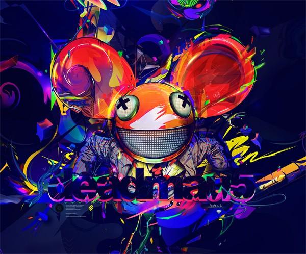 آلبوم جدید DeadMau5 به نام UNRELEASED TRACKS در سال 2014