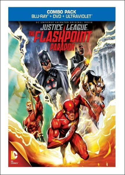 دانلود فیلم Justice League: The Flashpoint Paradox 2013