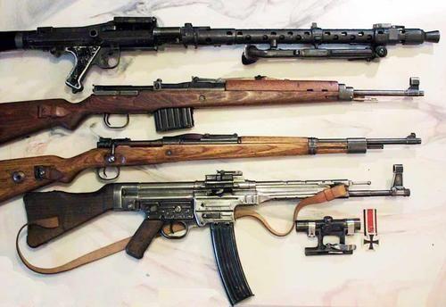 دانلود مد WeaponModV2B برای کالاف 2