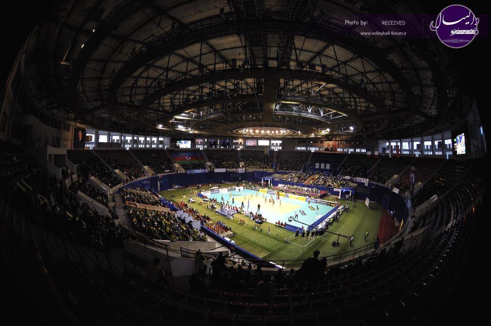 قرعه کشی مسابقات والیبال جام ملت های اروپا انجام شد