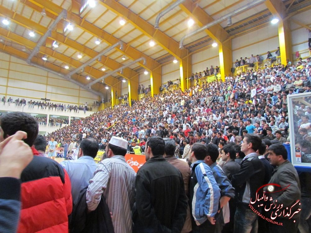آغاز ساخت بزرگترین خانه تخصصی والیبال ایران و آسیا در پایتخت والیبال ایران
