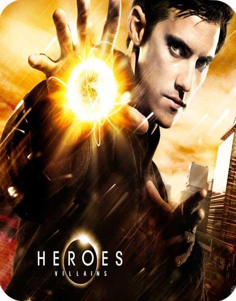دانلود سریال Heroes