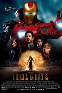 دانلود فیلم Iron Man 2 دوبله فارسی