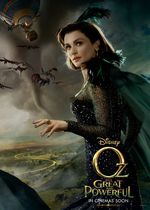 دانلود فیلم oz the great and powerful 2013