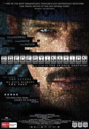 دانلود فيلم Predestination 2014
