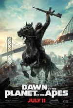 دانلود فیلم Dawn of the Planet of the Apes 2014