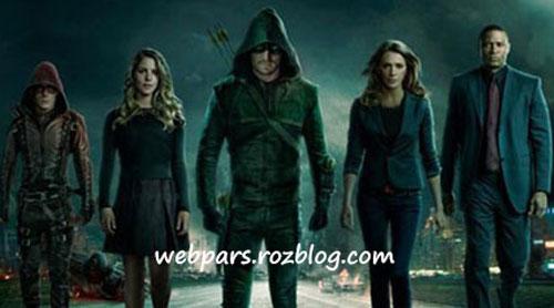دانلود قسمت ۸ فصل سوم Arrow