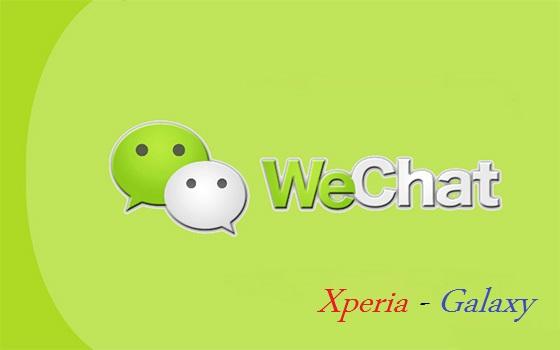 دانلود WeChat نرم افزار ویچت چت اندروید
