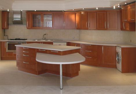 انتخاب رنگ مناسب برای آشپزخانه