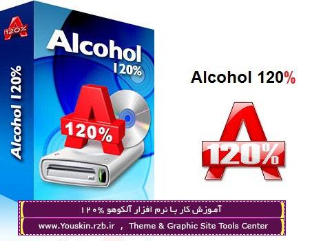 آشنایی با برنامه Alcoho 120%
